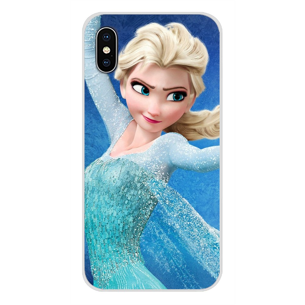 Accessories Phone Cases Covers Frozen For Samsung Galaxy S3 S4 S5 Mini S6 S7 Edge S8 S9 S10 Lite Plus Note 4 5 8 9