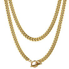 18CM 22CM 40CM 60CM Stainless Steel Thick Cuban Link Chain Necklaces for Men Women Toggle Necklace Choker Collar Chunky Jewelry
