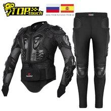 HEROBIKER giacca Moto uomo Full Body Moto armatura Motocross giacca Moto da corsa equitazione Moto protezione taglia S 5XL #