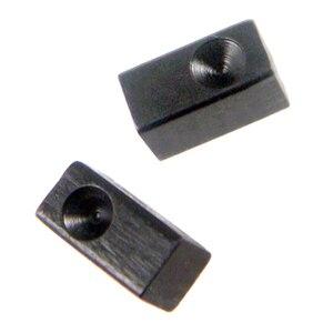 Professional Tremolo Bridge Saddle Insert Metal Block for Guitar Accessory