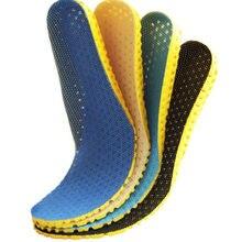1 пара дышащие дезодорирующие стельки для обуви ортопедические