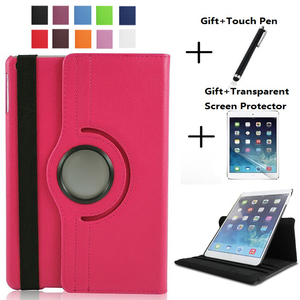 11 colors Rotating PU Leather Case for Huawei MediaPad T3 8.0 Honor Play Pad 2 KOB-L09 KOB-W09 Tablet Funda Cover(China)