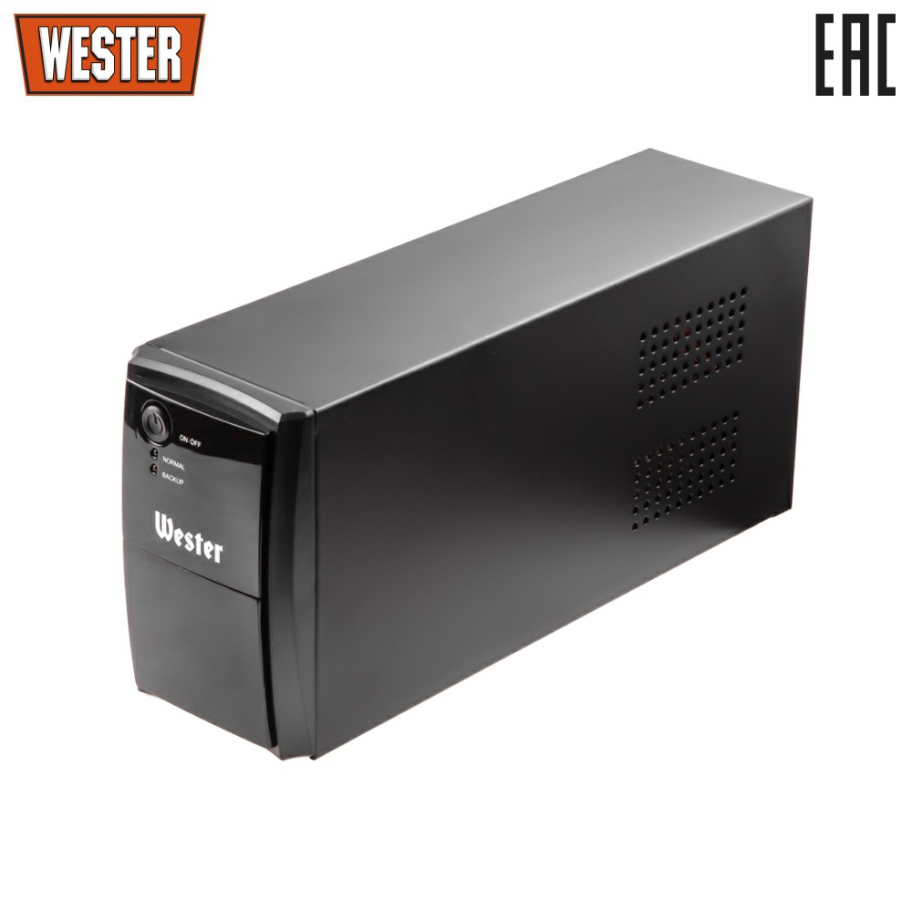 Uninterruptible Power Supply Wester, UPS650