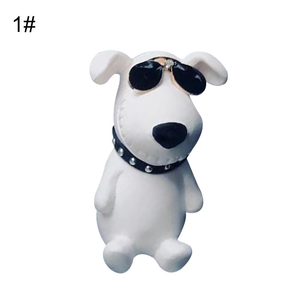 Cute Cartoon Dog Car Air Outlet Freshener Perfume Aromas Clip Diffuser Decor 2020