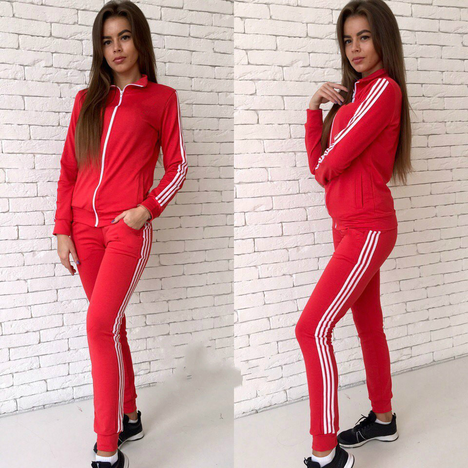 2019 Women's Set New Long-sleeved Mid-grade Women's Suit Fashion Casual Running Sportswear 2 Pieces Set Of Women  Track Suit