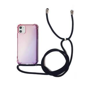 Airbag-Case Lanyard-Cover Cord-Crossbody Neck-Strap Redmi Note8 Xiaomi for Mi-9/8-lite/Mi-10/Pro