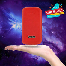 10000mAh Power Bank for i Fast Charging + Quick Charge 3.0 USB Powerbank External Battery