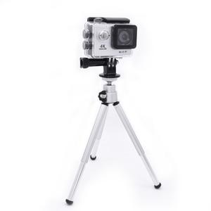 Image 2 - עבור אביזרי Pro מיני מדרגי חדרגל חצובה לgopro Hero 5 4 3 + עבור Sj4000 לxiaomi ספורט אביזרי מצלמה