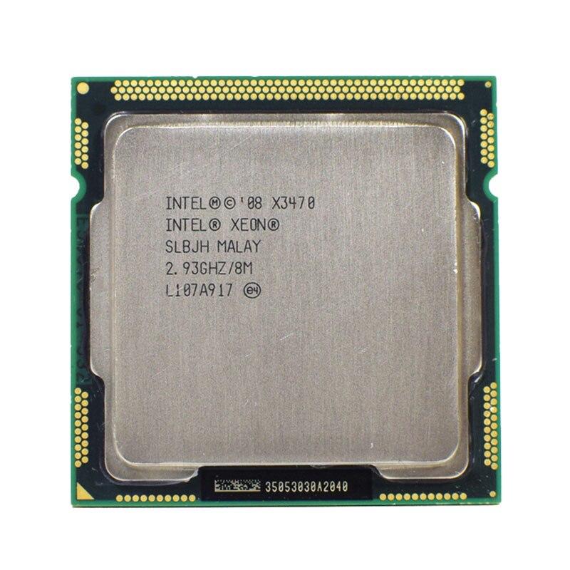 Процессор Intel Xeon X3470