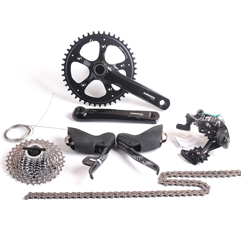 SRAM FORCE 1 11s 1x11 Speed Road Bike Groupset APEX 1 S350 Cranket 44T 11-32T FORCE 1 Brake Shifter Lever Rear Derailleur