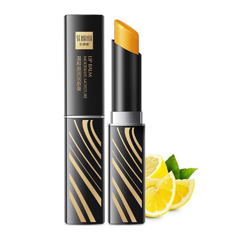 Hydrating Lip Balm Gentle Moisturizing Lip Balm Improves Dryness and Lip Wrinkles 1Pcs