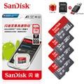 Оригинальный двойной флеш-накопитель SanDisk слот для карт памяти Micro SD карта, 32 ГБ оперативной памяти, 16 Гб встроенной памяти класса 10 MicroSDHC 64 Гб...