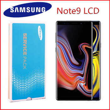 ORIGINAL AMOLED 6.4\'\' LCD with frame for SAMSUNG GALAXY Note 9 LCD Note9 Lcd Display N960D N960F LCD Touch Screen - DISCOUNT ITEM  22 OFF Cellphones & Telecommunications
