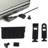 Ranura para tarjeta de silicona para Nintendo New 3DS XL/LL 3DSXL 3DSLL 2DS