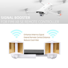 цена на XIAO MI FIMI X8 SE Remote Controller Signal Booster MI 4K A3 Drone Transmitter Antenna Range Extender Signal Booster Accessories