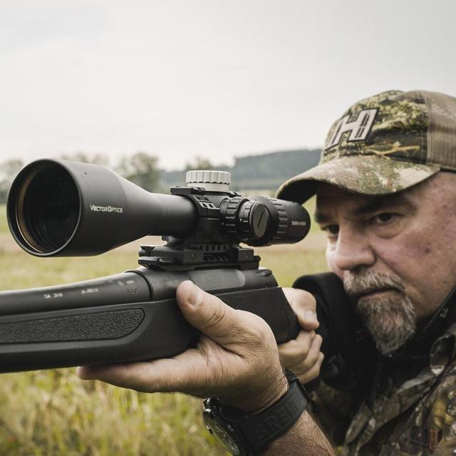 Vector Optics Taurus 3-18x50 FFP Tactical Precision Riflescope High Quality Long Range Hunting Rifle Scope 2