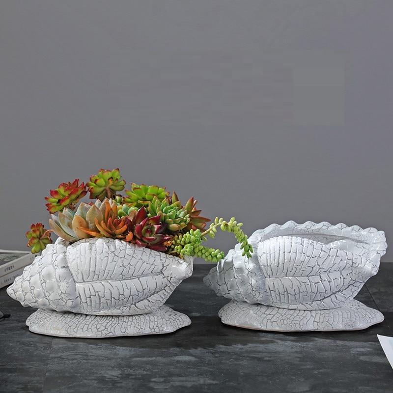vaso arte crack vaso de flores simples