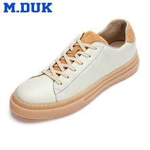 High Quality Genuine Leather breathable sneaker fashion boots men casual shoes, Leisure shoes British retro cowhide spring soft bottom mens casual shoes mens high quality genuine leather breathable sneaker fashion boots men leisure shoes cowhide