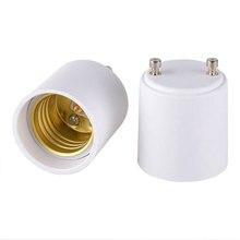 G24 к E26/E27 светодиодный светильник лампа держатель GU24 адаптер гнездо E27/E26 адаптер конвертер Винт