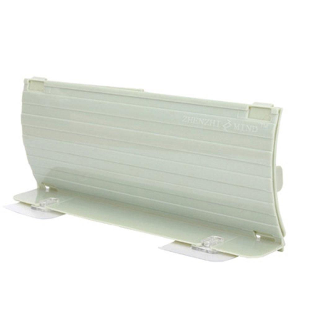 Retractable Basin Sink Water Splash Guard Anti-splash Baffle Board Kitchen Bathroom Adhesive Sink Screen Splatter
