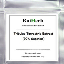 цена 100gram (3.52oz), Tribulus Terrestris Extract 90% Saponins Powder Muscle Builder