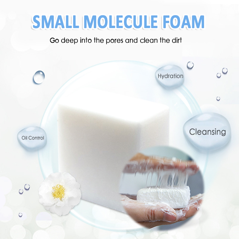Goat Milk Essence Soap Anti-Acne Oil Control Whitening Moisturizing Brighten Skin Removing Blackhead Ance Cleaning Soap TSLM1