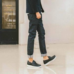 Image 3 - Youpin Freetie Mannen Mode Toevallige Koe Lederen Boot Loafers Schoenen Man Slijtvaste Rubberen Zool Outdoor Sneakers
