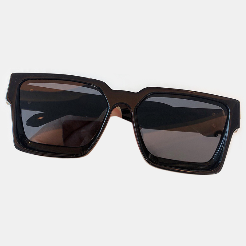 Rectangle Men Designer Out Driving Sunglasses 2019 Vintage High Quality Oculos De Sol Masculino Female Shades Gradient Lens