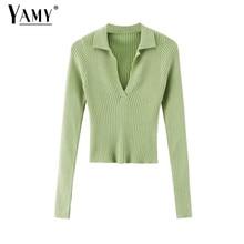 Chemisier manches longues pour femmes, de couleur, streetwear, élégant, vintage, tops pour automne, rétro, style coréen, pour les dames