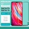 Di Nillkin per Xiaomi Redmi Nota 9 9s 8T 8 Pro Temperato Protezione Dello Schermo di Vetro di Copertura Completa 3D di Sicurezza vetro Redmi Nota 9 Pro Max