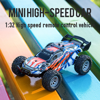 2020 new RC Car 1:32 4CH 2WD 2.4GHz Mini 25Km/h High Speed Remote Control Vehicle Toys For Children Kids RC Drift wltoys#G30 1