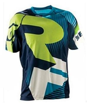 2020 camiseta de Ciclismo de montaña de manga larga DH MX RBX ropa de carreras MTB todo terreno Motocross Jersey Maillot Ciclism