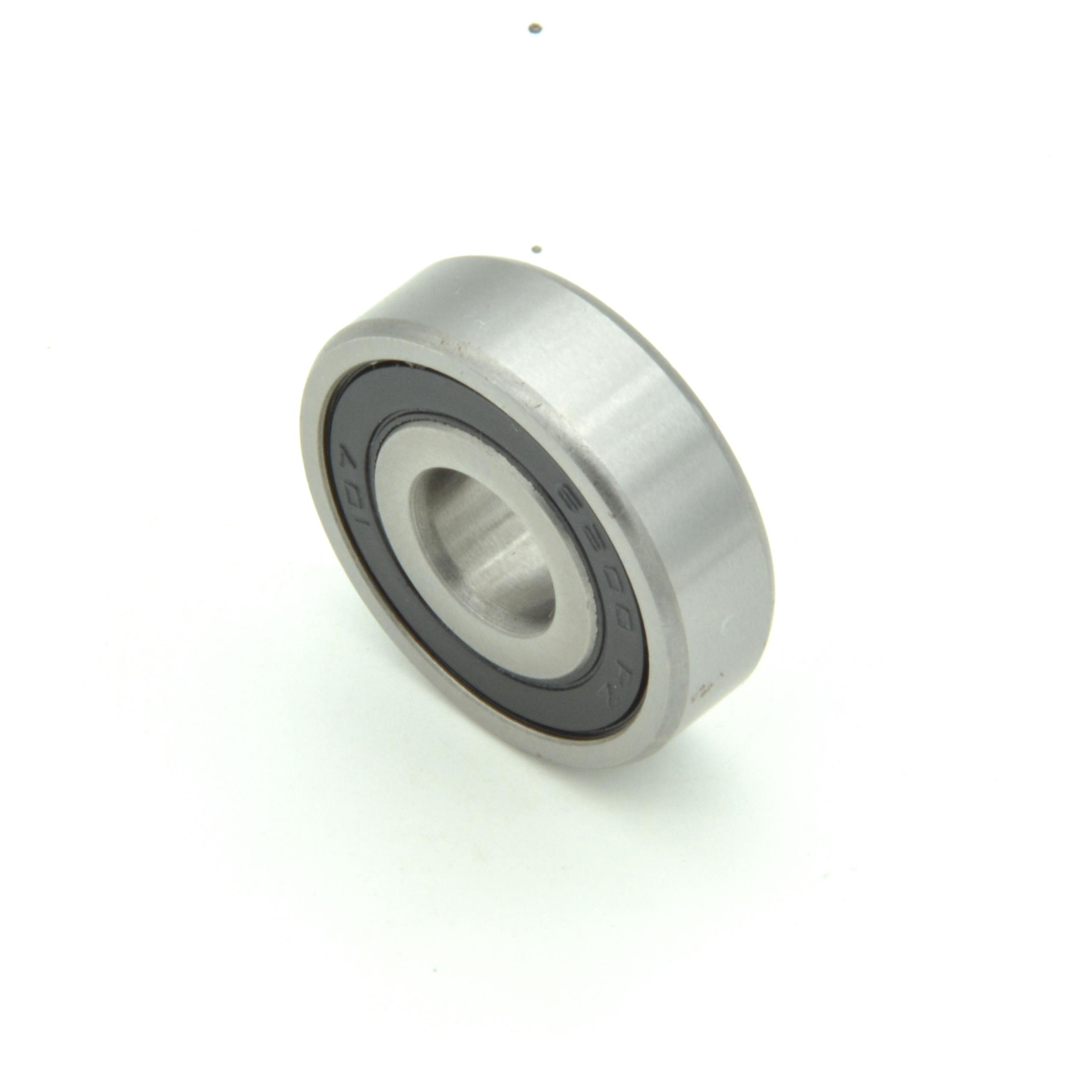 Double Rubber Shielded Deep Groove Ball Bearing 6200, 6201, 6202, 6203 or 6204 2RS 10mm Bore image