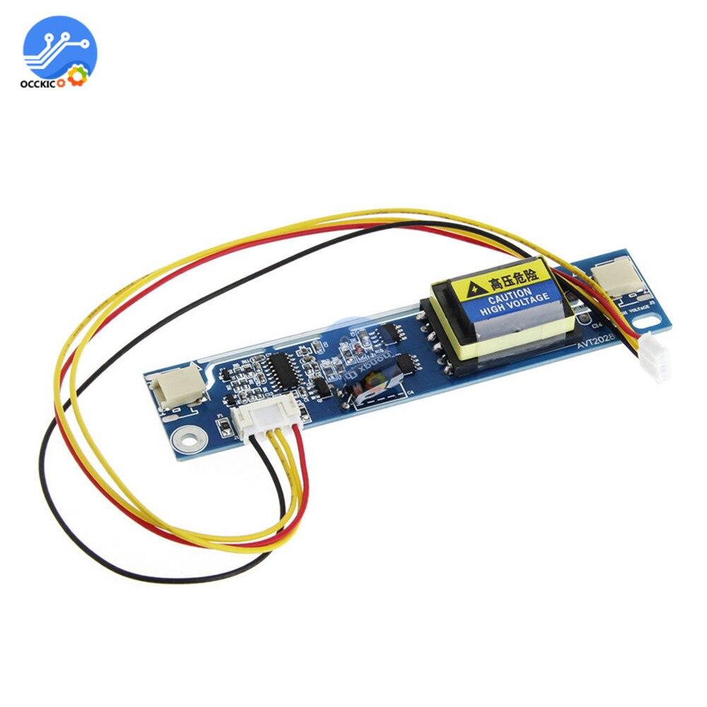 Universal CCFL Inverter LCD Laptop Monitor 2 Lamp 10-28V For 10-26