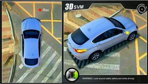 Image 2 - Камера заднего вида, 4 камеры, панорамная, 360 градусов, вид птицы, Автомобильный видеорегистратор, запись, парковочная универсальная камера, вид сбоку