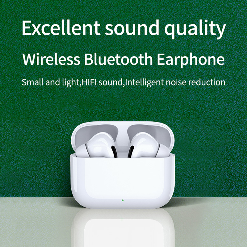 lowest price BassPal TWS Bluetooth Earphones 5 0 Touch Control Handsfree Wireless Earbuds I07 With Charging Case Sport Earphones For Phone