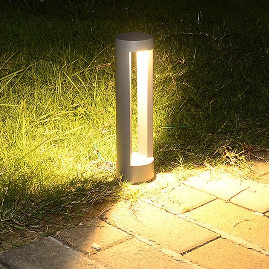 thrisdar 10w gramado luz jardim outdoor caminho 02