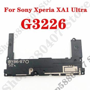 100% Original altavoz para Sony Xperia XA1 Ultra XA1U G3226 zumbador altavoz módulo timbre conector Flex Cable partes