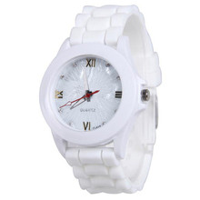 2020 Women Kids Watches Silicone Rubber Jelly Gel Quartz Casual Sports