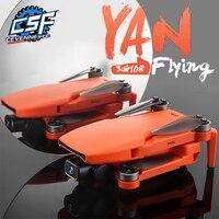 2021 nuevo SG108 Drone 4k HD FPV Drone 5G WiFi GPS Dron Brushles Motor vuelo para 25 Min distancia RC 1km RC Quadcopter Juguetes