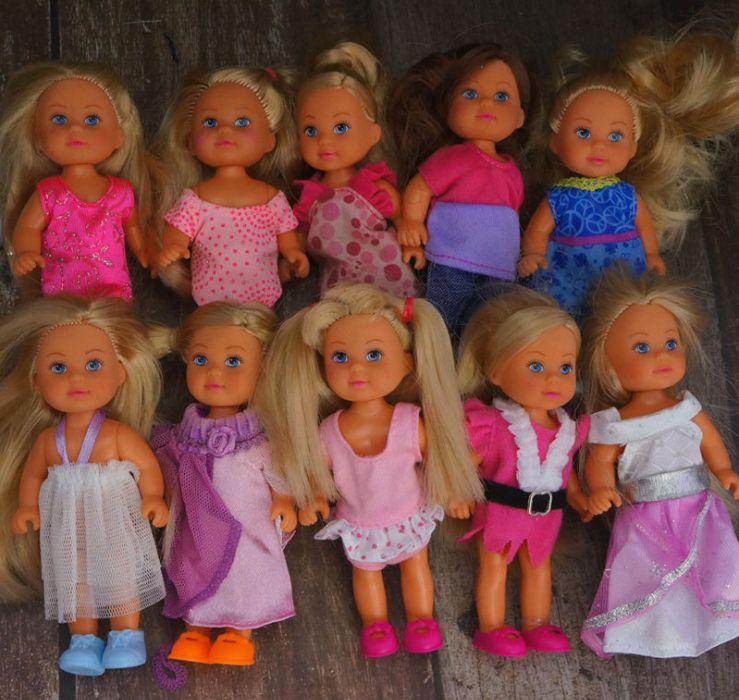 2019 original 5 joint alemanha simba boneca incluindo a roupa 11cm semelhante kelly boneca pequenas bonecas/brinquedos do bebê para crianças