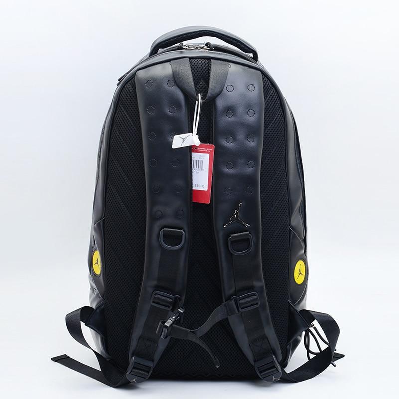 Nike Air Jordan sac à dos d'entraînement en plein Air sac de randonnée grande capacité mode sac d'école AJ11 - 5