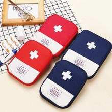 Bag First-Aid-Kit Outdoor Pouch Travel-Package Emergency-Kit Portable Small Storage-Organizer