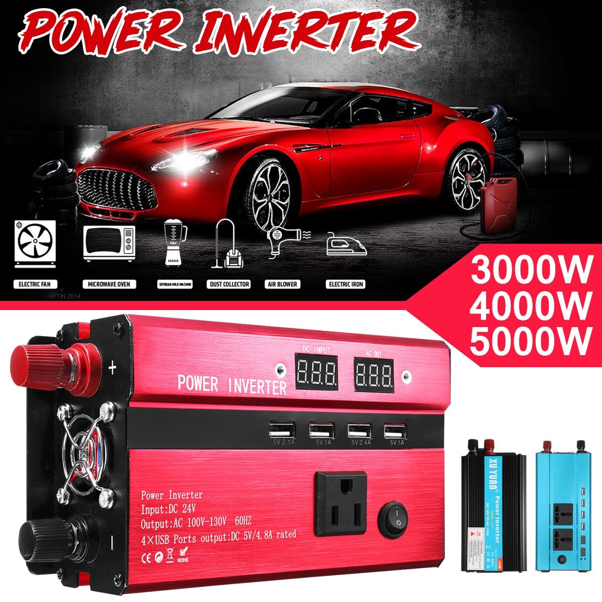 12V 220V Solar Power Inverter 3kw/4kw/5kw/8kw/10kw Auto Inverter Spannung Transformator konverter Ladegerät Inverter 12V 220V