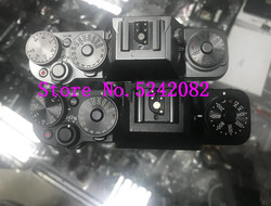 Original For FUJI X-T1 Top Cover Power Swich Shutter Button For Fujifilm XT1 X-T1 Camera Repair Part Unit