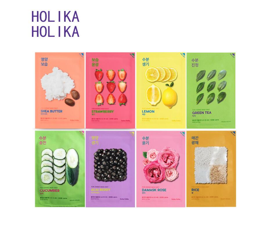 10 x Holika Holika Pure Essence Face Mask Sheet
