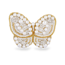 Brooches Beads-Needle Making-Material Acrylic Butterfly Jewelry-Kits-Accessories DIY