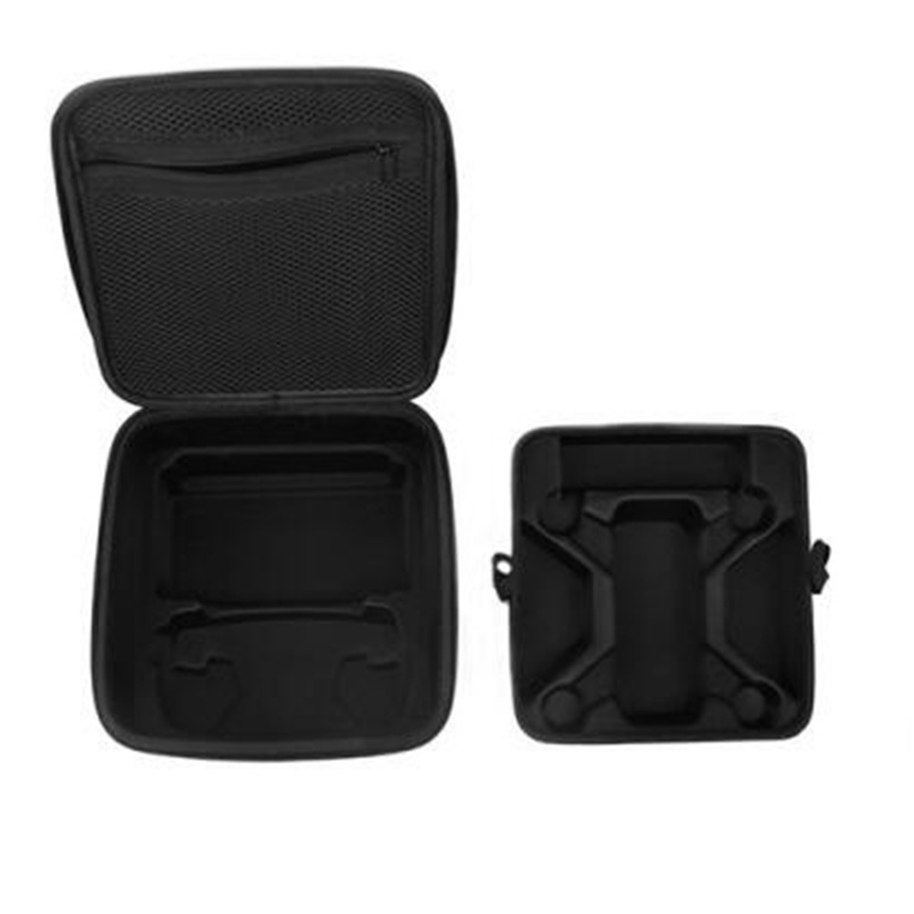 DJI Xiao DJI Spark Double Layer Handbag Unmanned Aerial Vehicle Pu Waterproof Storage Bag Set Accessories Bag