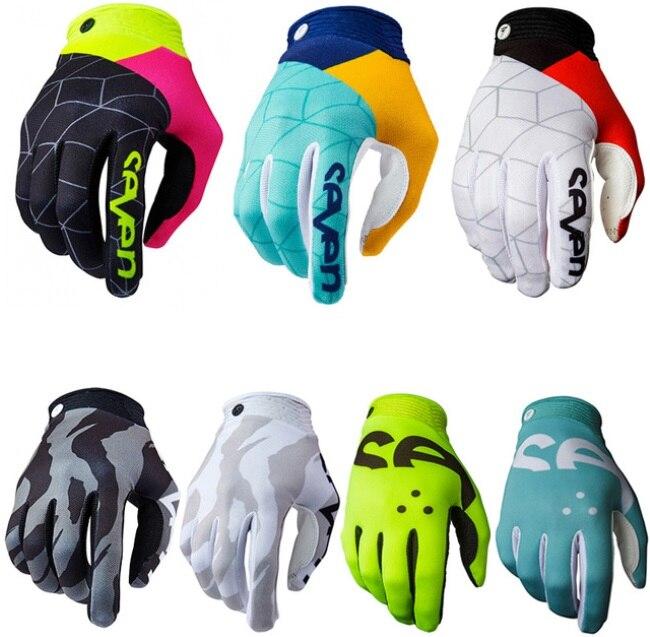 2020 перчатки для мотокросса, гоночные перчатки, перчатки для BMX, ATV, MTB, внедорожные мотоциклетные перчатки, перчатки для горного велосипеда