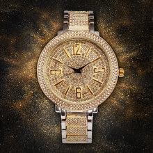Missfox Арабский часы с цифрами ювелирным изделиям Одежда высшего
